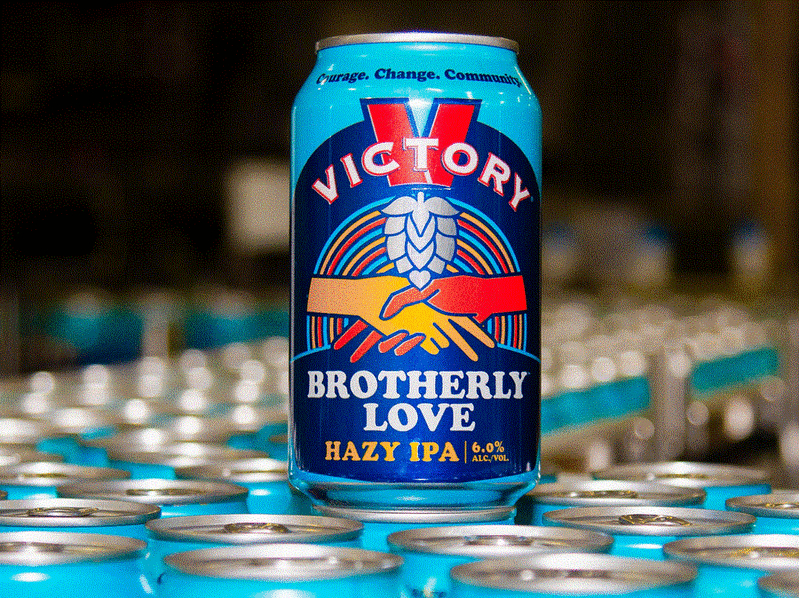 Victory Brewing Releases Brotherly Love Beer