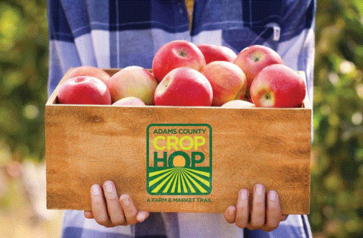 Adams County Crop Hop | Destination Gettysburg