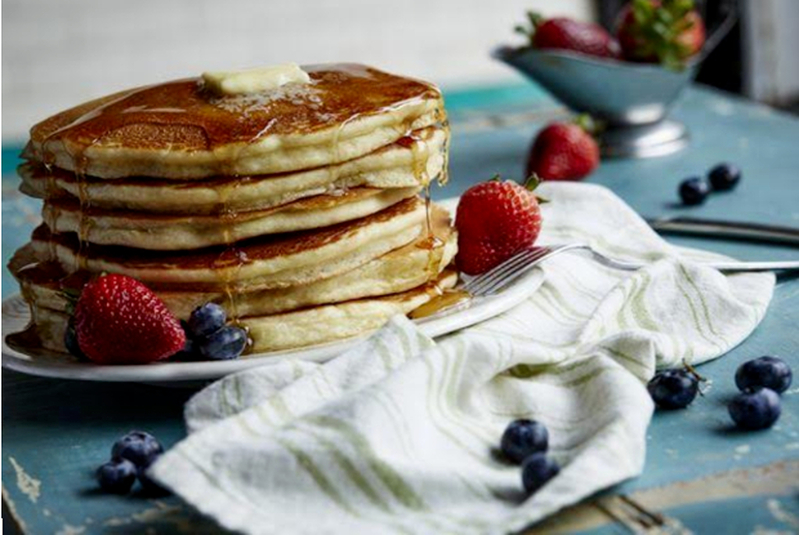 Sabrina's Café is Giving Away Free Pancakes to COVID Heroes