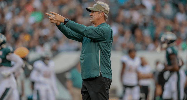Doug Pederson Let Go as Eagles Coach