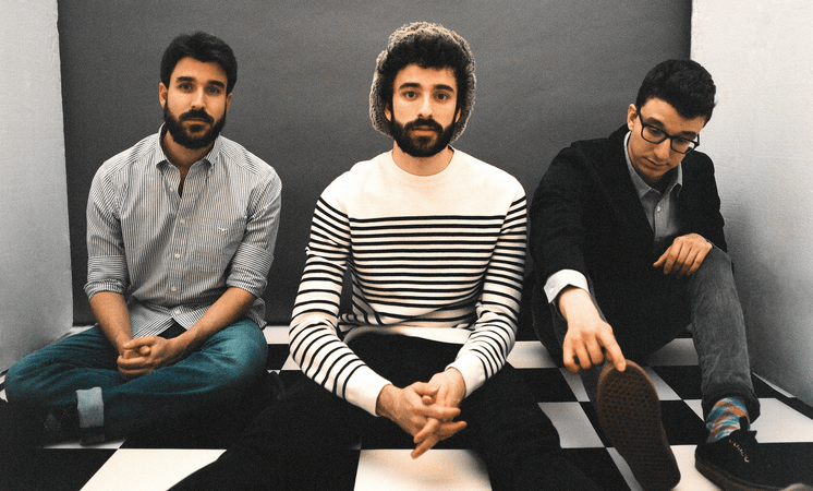 "AJR Performed Hit Single ""BANG!"" On The Ellen Degeneres Show"