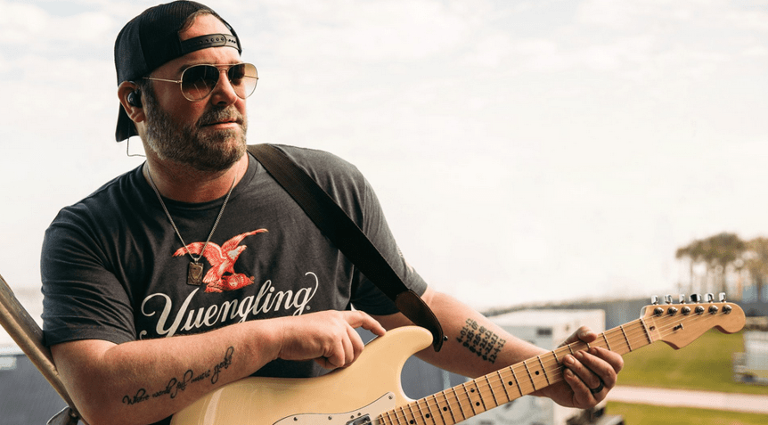 Yuengling & Lee Brice Team Up to Support Troops